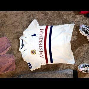 Ralph Lauren Men Custom Slim Fit Polo Shirt